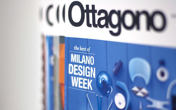 Ottagono: architettura di una rivista